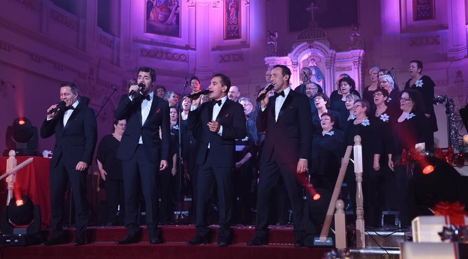 Concert de Noël avec Tocadeo